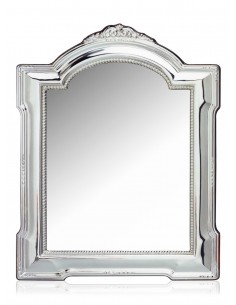 "Sterling silver frame ""English"""