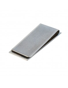 "Sterling silver money clip ""Chicco"""