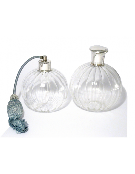 Glass spraying perfume Murano