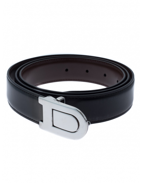 """Silver belt """" Rounded"""""""