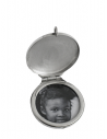"""Withyou"" photo frame pendant"